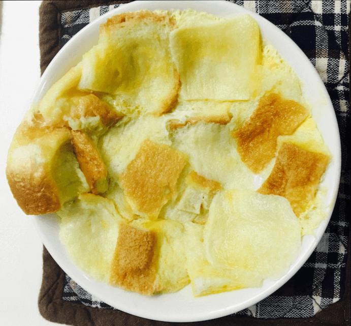 カップフレンチトースト