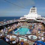 500 万円あったら、豪華客船で世界一周してみたい。