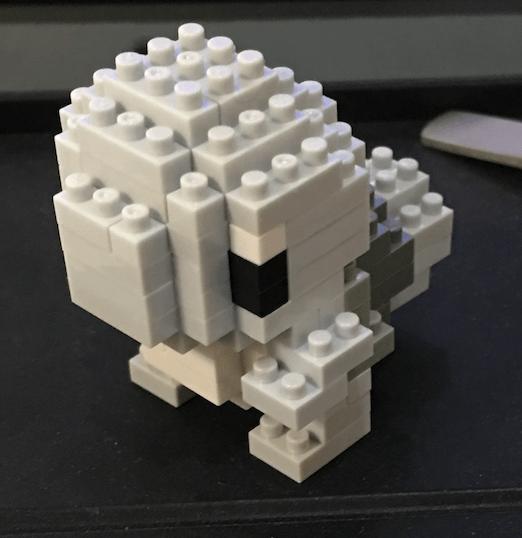 ナノブロック ゼニガメ