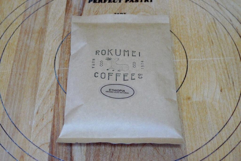 ロクメイコーヒー お試し飲み比べセット