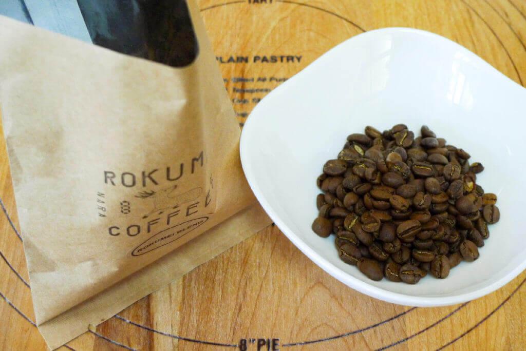 コーヒー豆 通販 おすすめ ロクメイコーヒー