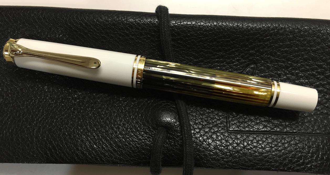 ペリカン スーベレーン M400 ホワイト