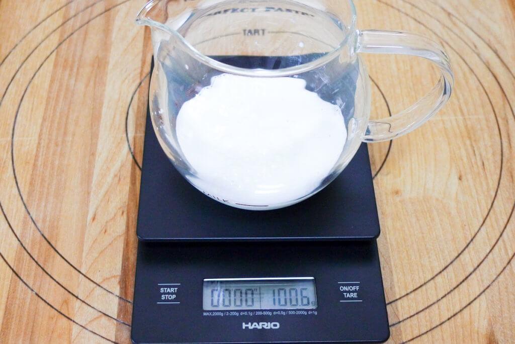 ミルク泡立て器 使い方