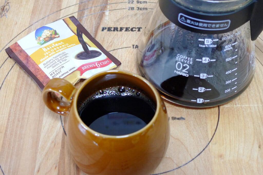 デカフェ ハーバルコーヒー