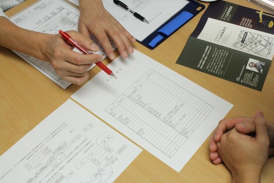 生活の収入と支出を確認するバランスシート