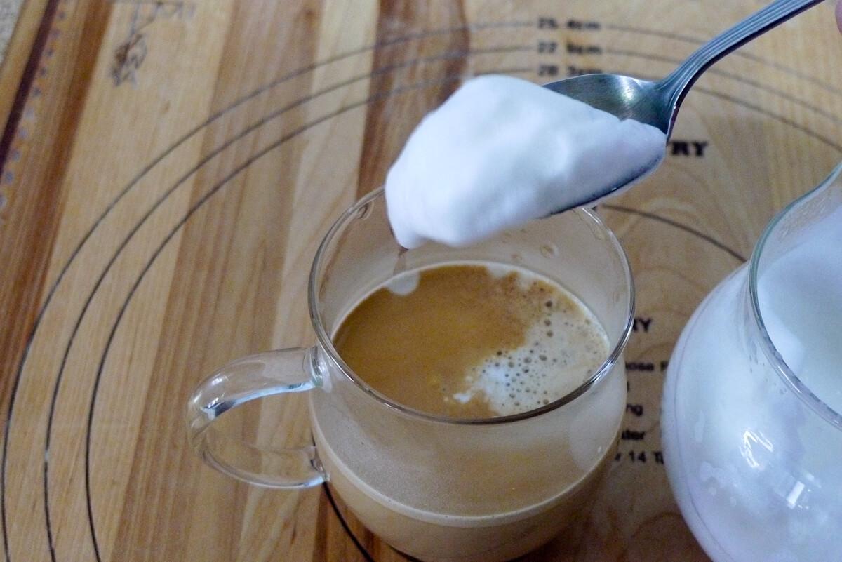 カフェモカ 作り方