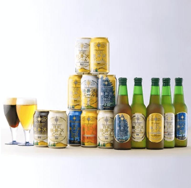 ふるさと納税 軽井沢ビール